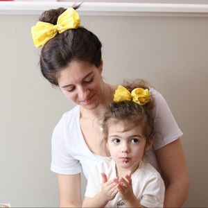Other - Mommy and me matching bows